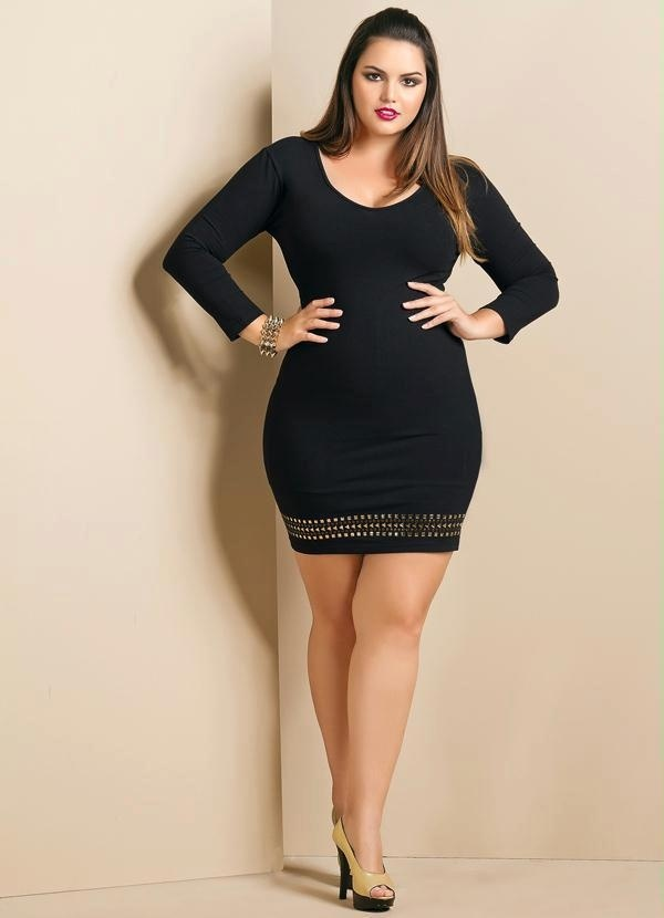 Plus Size Black Dresses | Dressed Up Girl