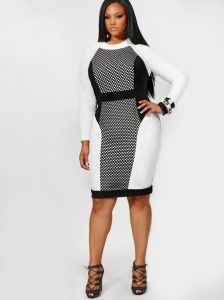 Plus Size Bodycon Dresses
