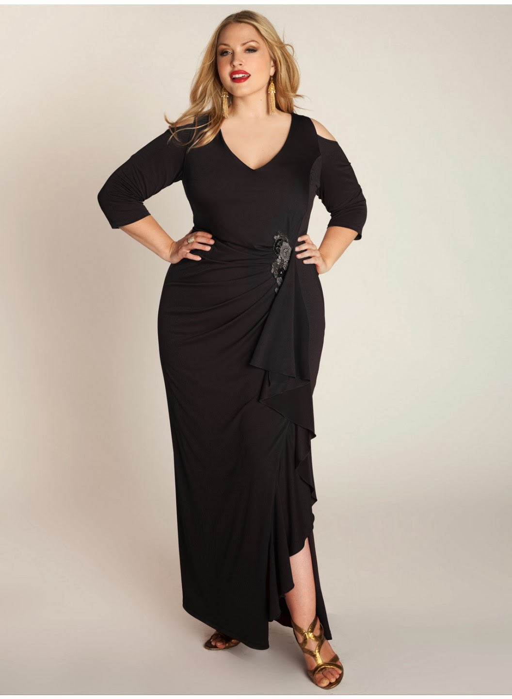 Plus Size Bridesmaid Dresses | DressedUpGirl.com