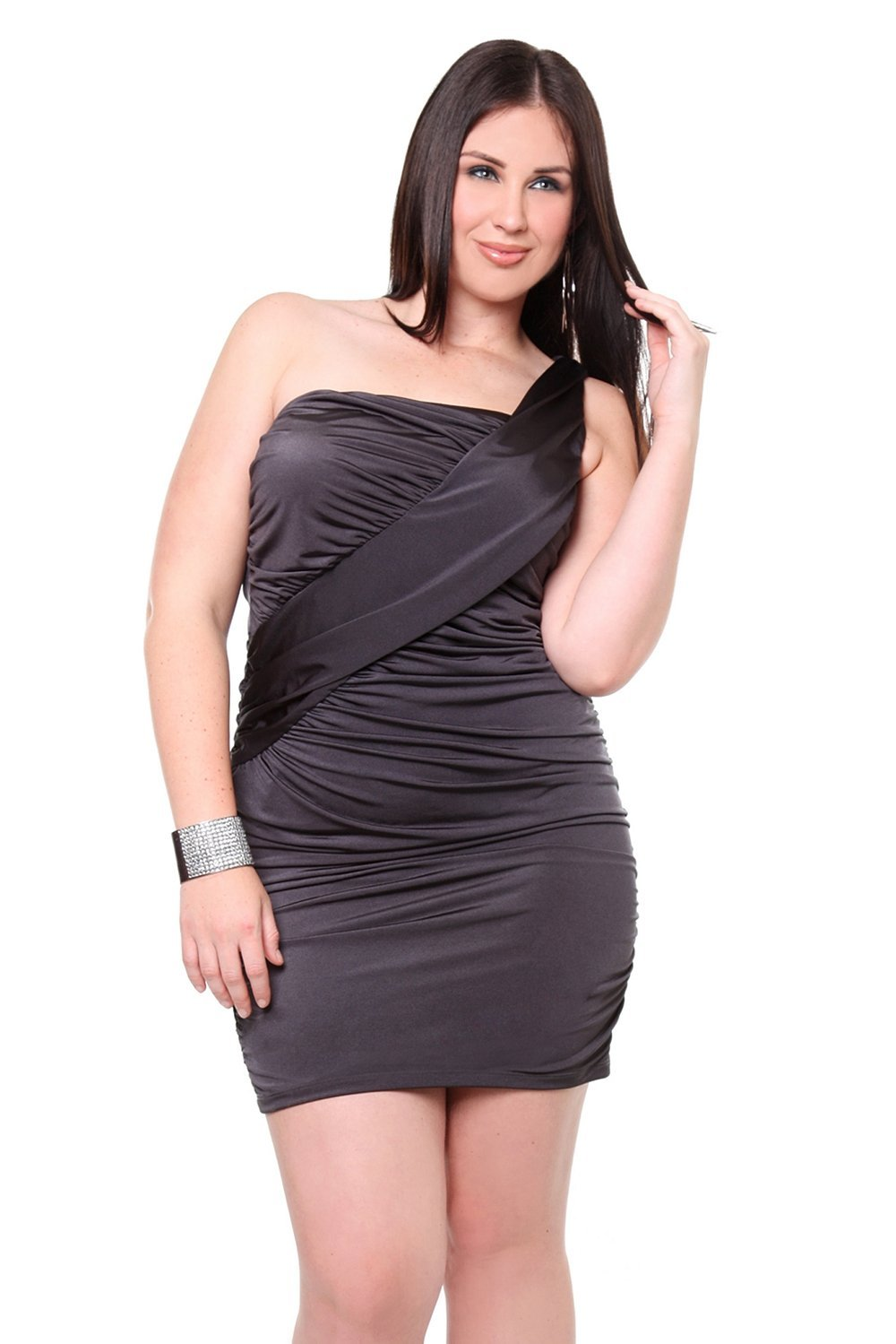 Plus Size Club Dresses | DressedUpGirl.com