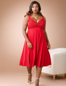 Plus Size Coral Bridesmaid Dresses