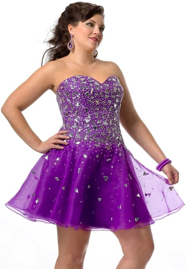 junior short prom dresses size Plus