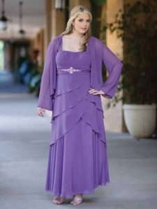 Plus Size Evening Dresses with Jackets
