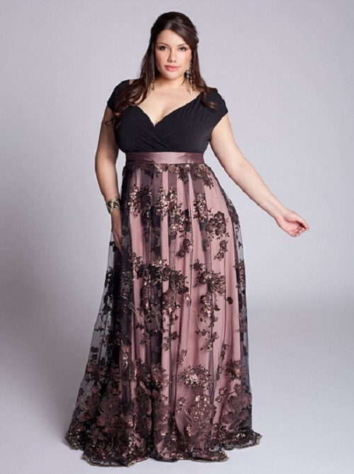 Plus Size Formal Dresses | DressedUpGirl.com