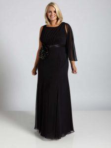 Plus Size Long Evening Dresses