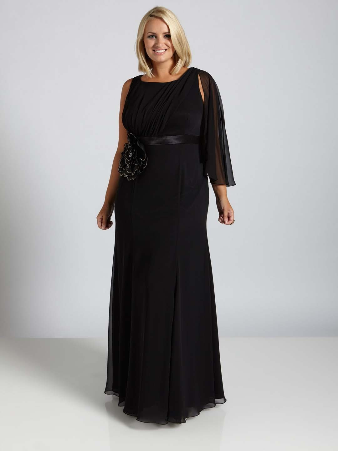 Plus Size Evening Dresses | Dressed Up Girl