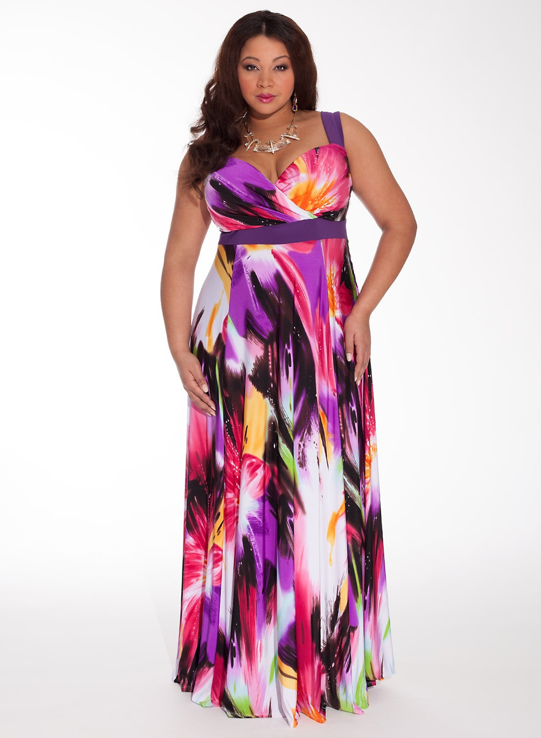 Beautiful Plus Size Summer Maxi Dresses Sale Images ...