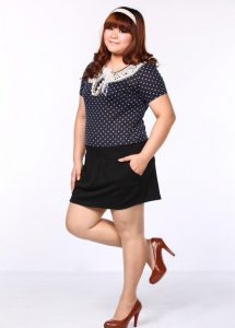 Plus Size Short Summer Dresses