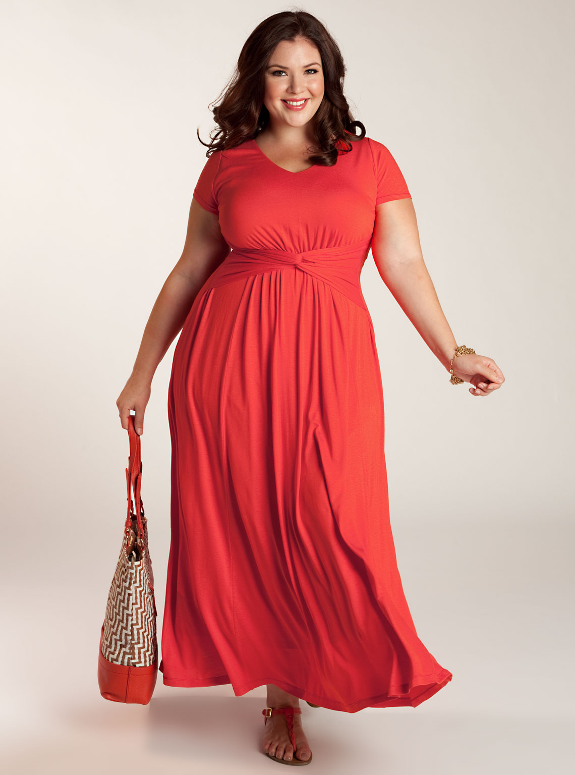 Plus Size Maxi Summer Dresses