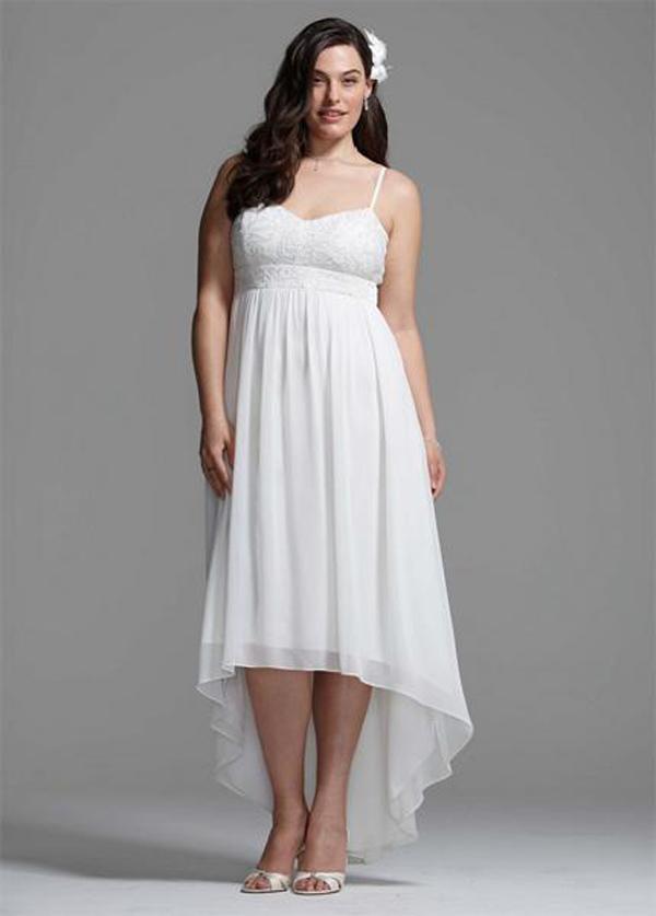 Plus Size Summer Wedding Dresses