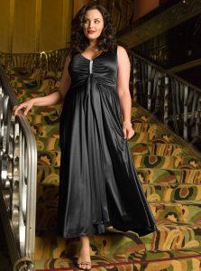 Plus Size Womens Evening Dresses