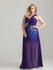 Plus Sized Formal Dresses
