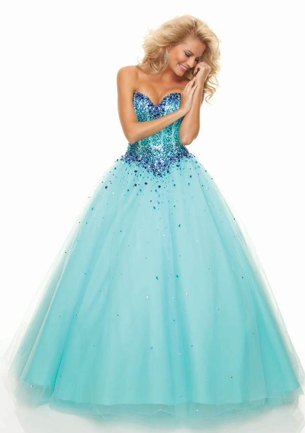 BALL GOWN PROM DRESSES - Kalsene Fede