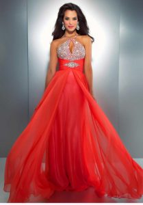 Prom Dresses Coral