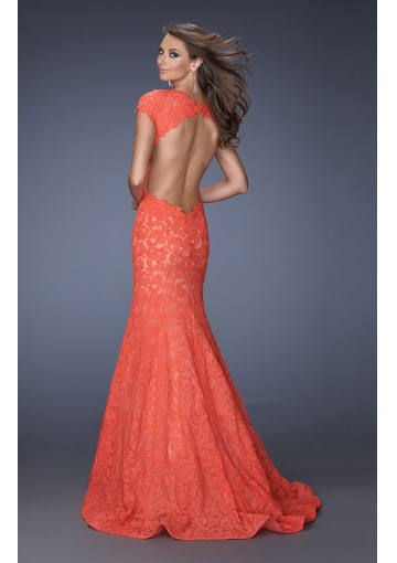 Open Back Prom Dresses | Dressed Up Girl