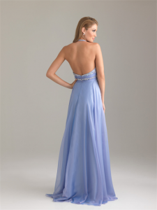 Prom Dresses with Open Backs