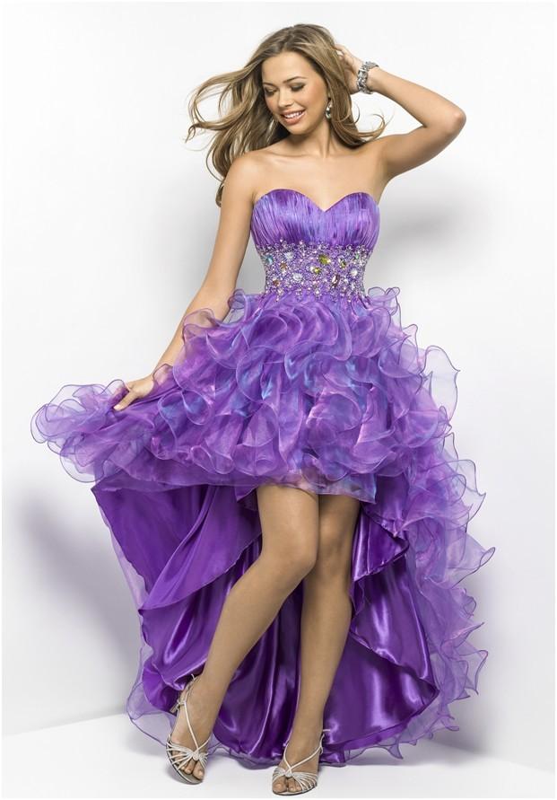 High Low Prom Dresses Dressedupgirl Com