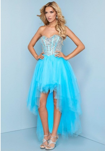 High Low Prom Dresses | Dressed Up Girl