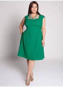 Summer Dress for Plus Size
