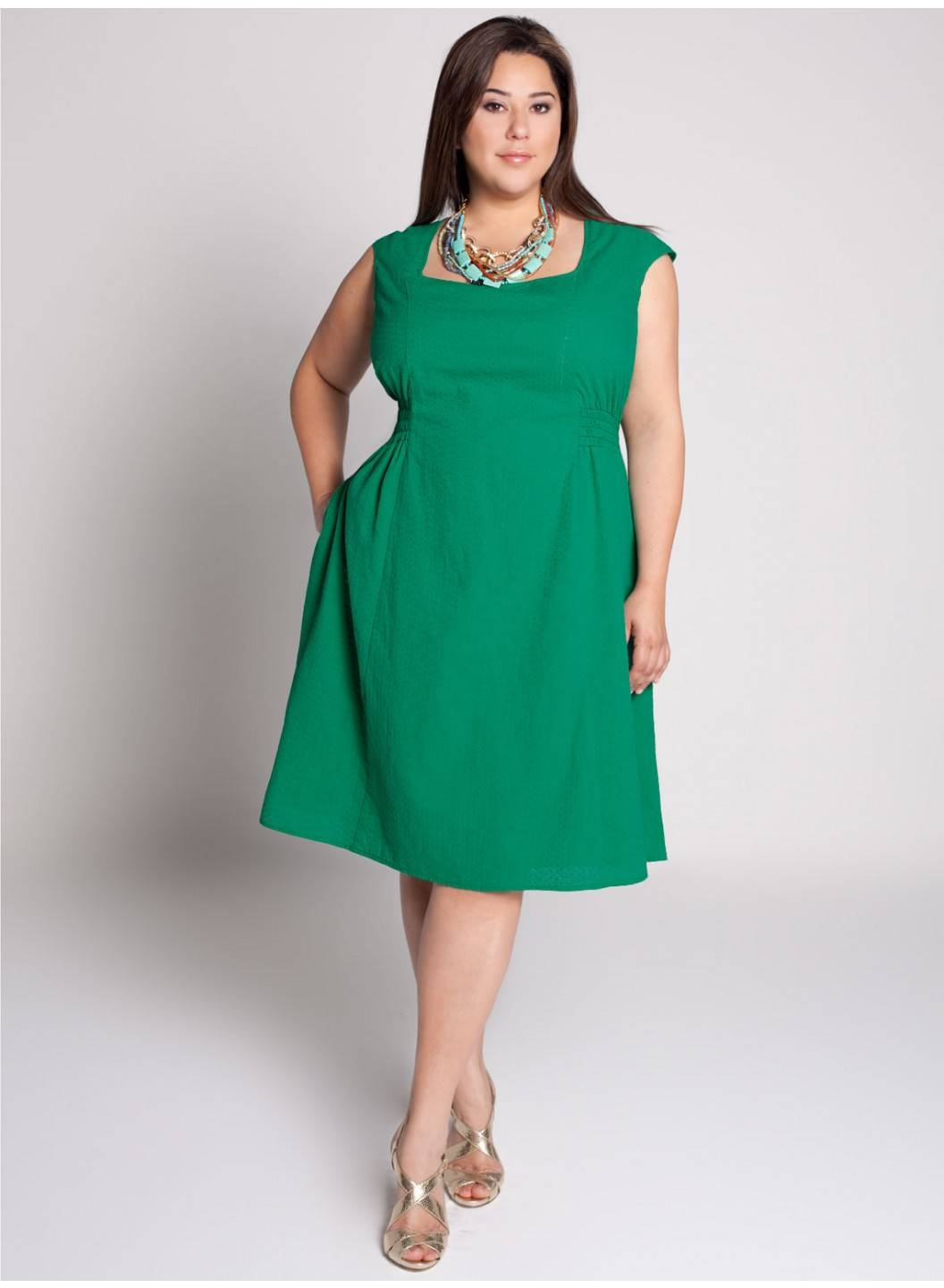Summer Dresses And Plus Size 42