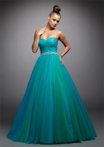Turquoise Dresses for Prom