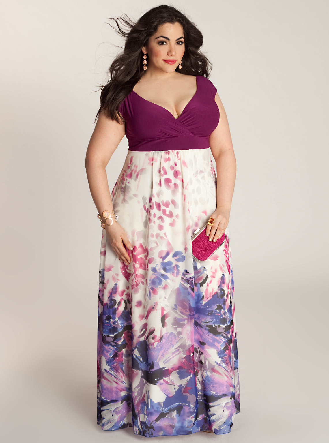 Plus Size Maxi Dresses | Dressed Up Girl