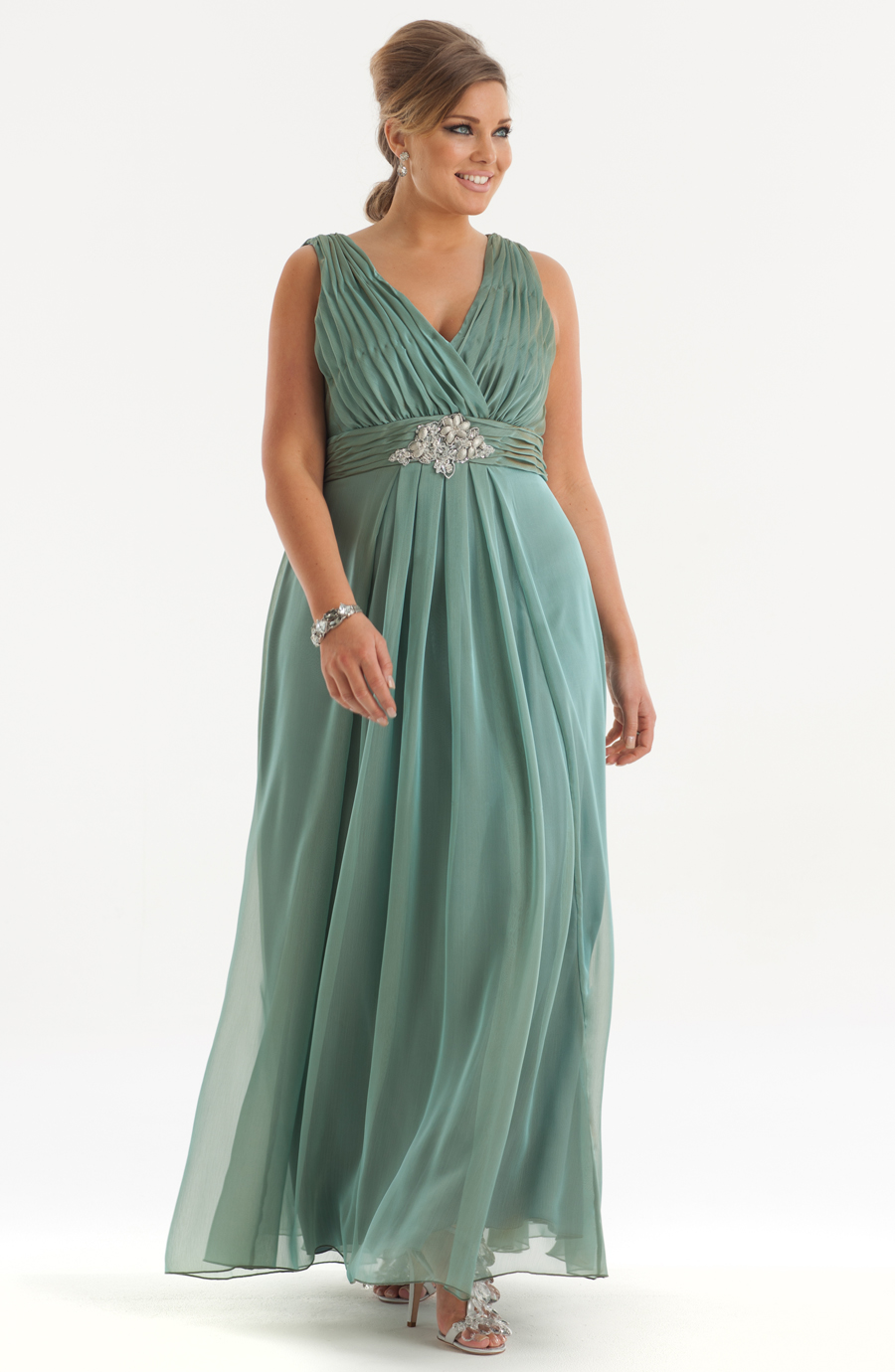 Plus Size Maternity Evening Dresses