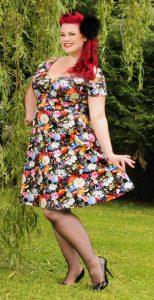 Plus Size Vintage Prom Dresses