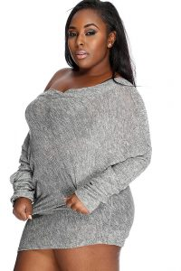 Sweater Dresses for Plus Size