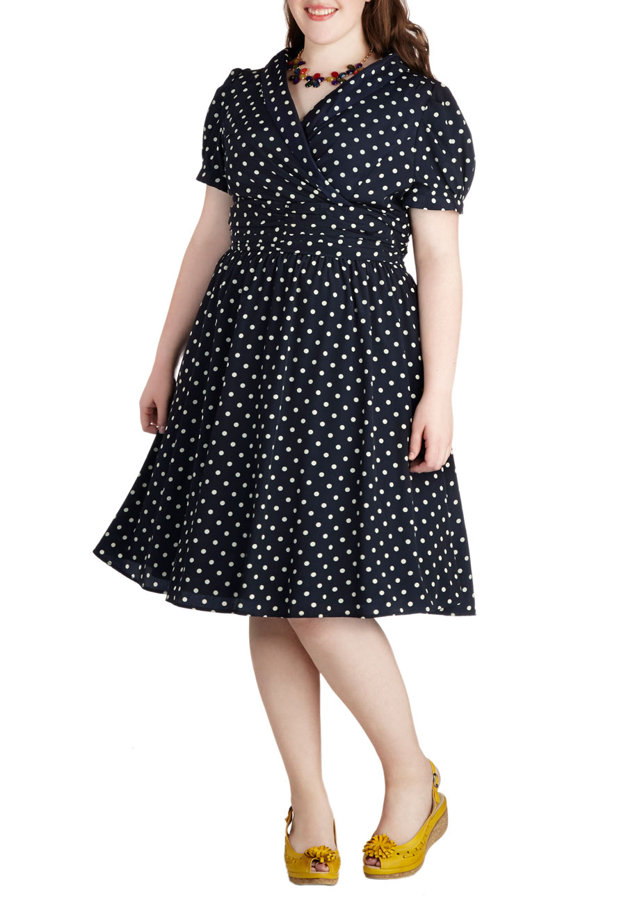 plus size vintage dresses dressed up