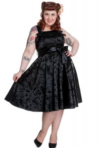 Vintage Plus Size Prom Dresses