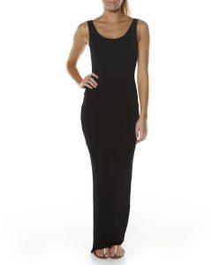 Black Tank Maxi Dress
