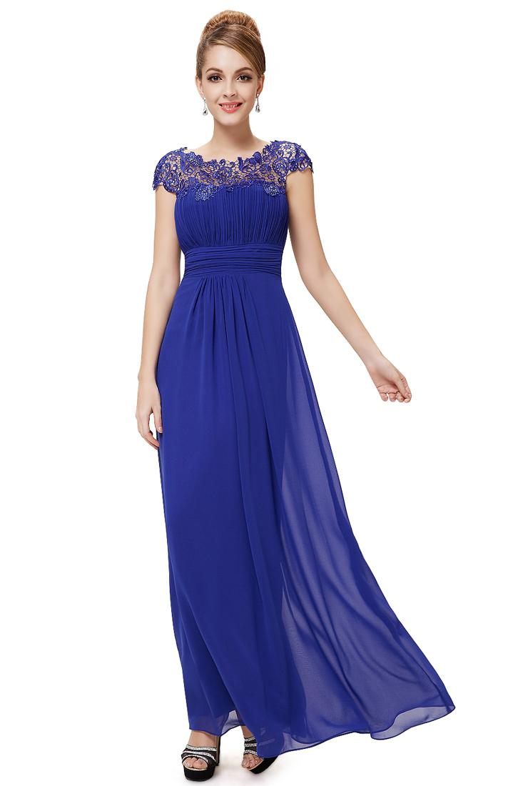 Blue Maxi Dress | Dressed Up Girl