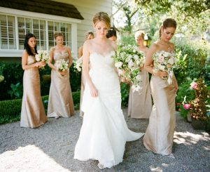 Bridesmaid Dresses Champagne