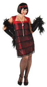 Flapper Dresses Plus Size