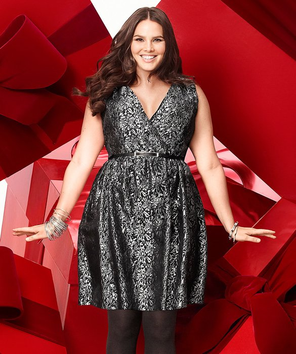 Plus Size Holiday Dresses | DressedUpGirl.com