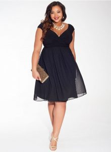 Holiday Dresses Plus Size