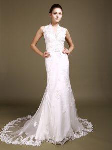 Lace Wedding Dresses Vintage