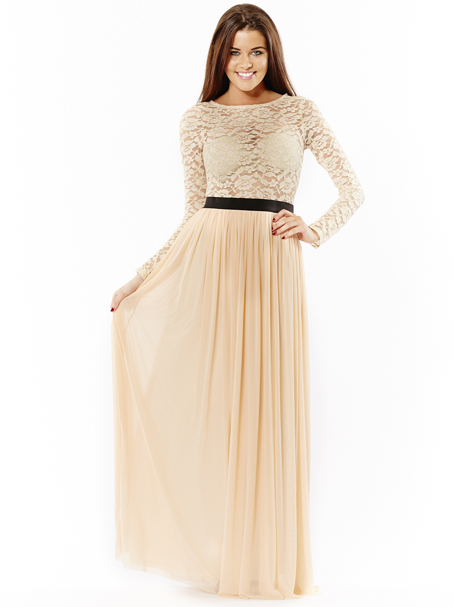 Evening Maxi Dresses | DressedUpGirl.com