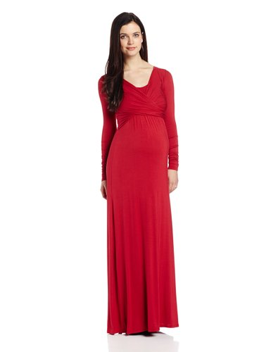 long sleeve white maternity dress - Gowns and Dress Ideas