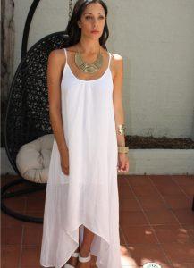 Long White Maxi Dresses