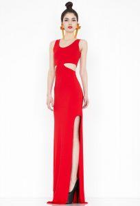 Maxi Dress Red