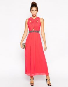 Maxi Dresses for Petite Women