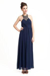 Navy Maxi Dress