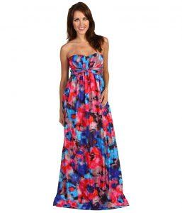 Petite Length Maxi Dress