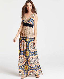 Petite Size Maxi Dresses