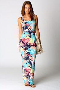 Petite Summer Maxi Dresses