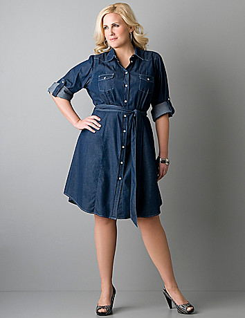 plus size shirt dress | dressed up girl
