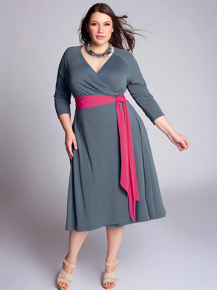 plus size attire gowns