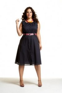 Plus Size Trendy Dress